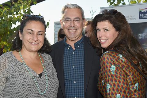 Alexis Alexanian, John Hadity, Jennifer Levine